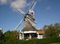 Norderney Windmühle